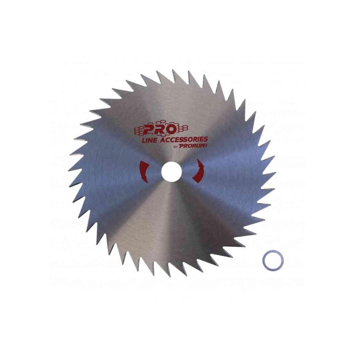 disc arboret 40t 255mm x 1 6mm prorun padure gardina.ro 50
