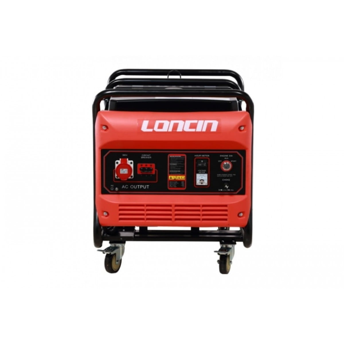 generator loncin 10 kw 380v padure gardina.ro 2