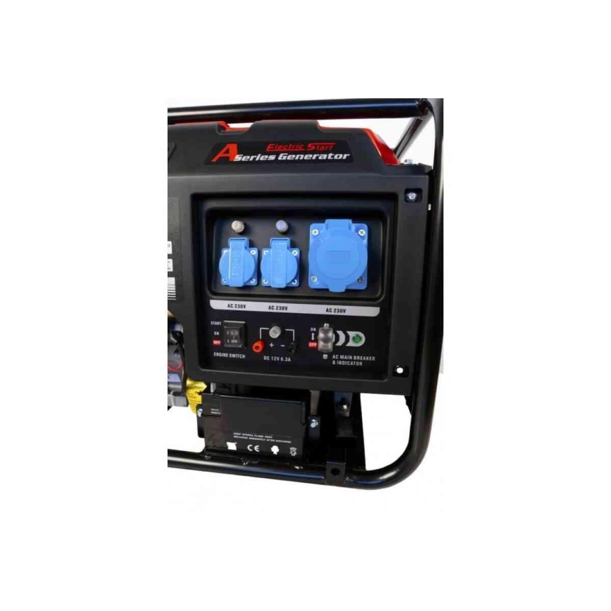 generator loncin 55 kw 220v a series lc6500d a padure gardina.ro 97
