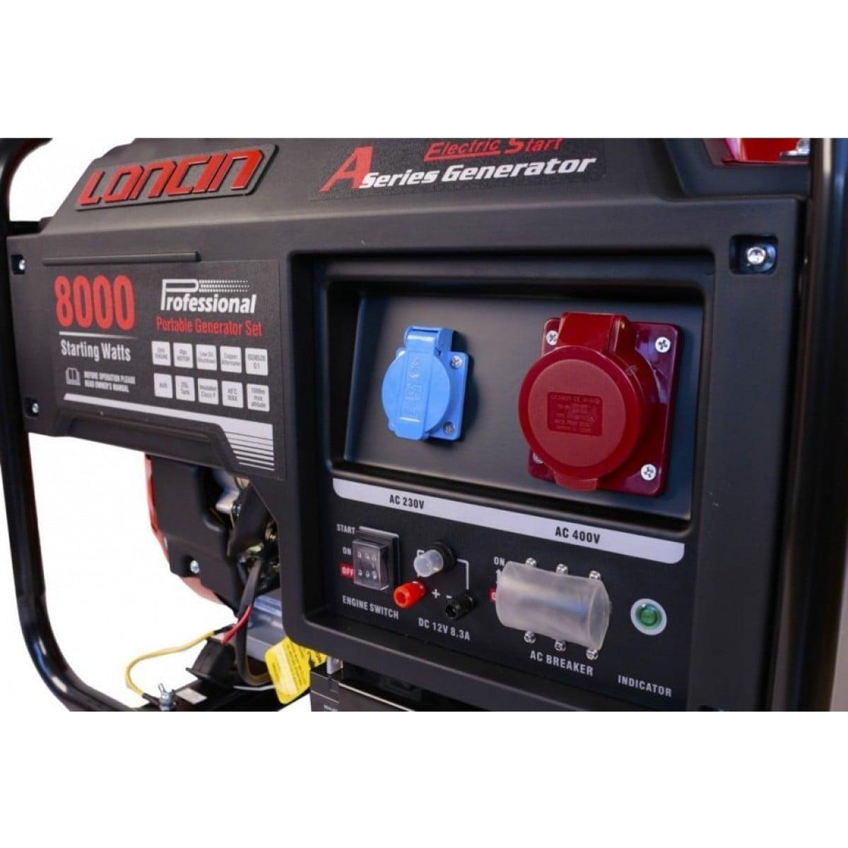 generator loncin 7 0 kw 380v a series lc8000d a padure gardina.ro 5