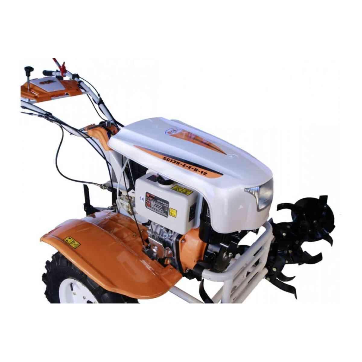 motocultor omac 12cp diesel o mac.ro 2 80
