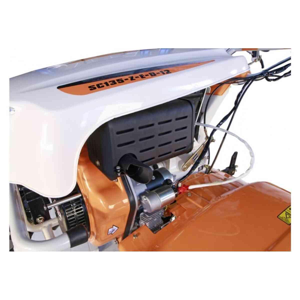 motocultor omac 12cp diesel o mac.ro 7 47