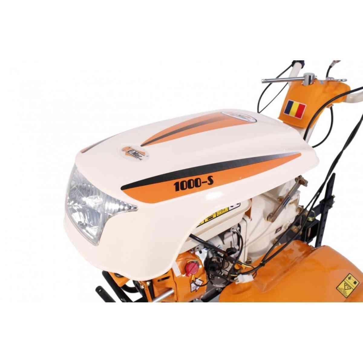 motocultor o mac new 1000 s 8cp cu roti o mac.ro 4 1 2