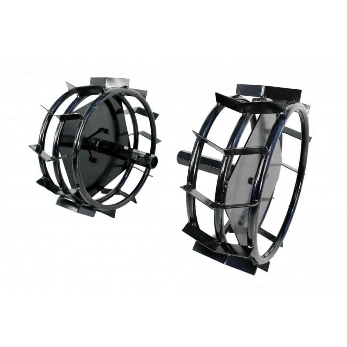 set 2 buc roti metalice cu manicot motocultor lc90 lc1200 22