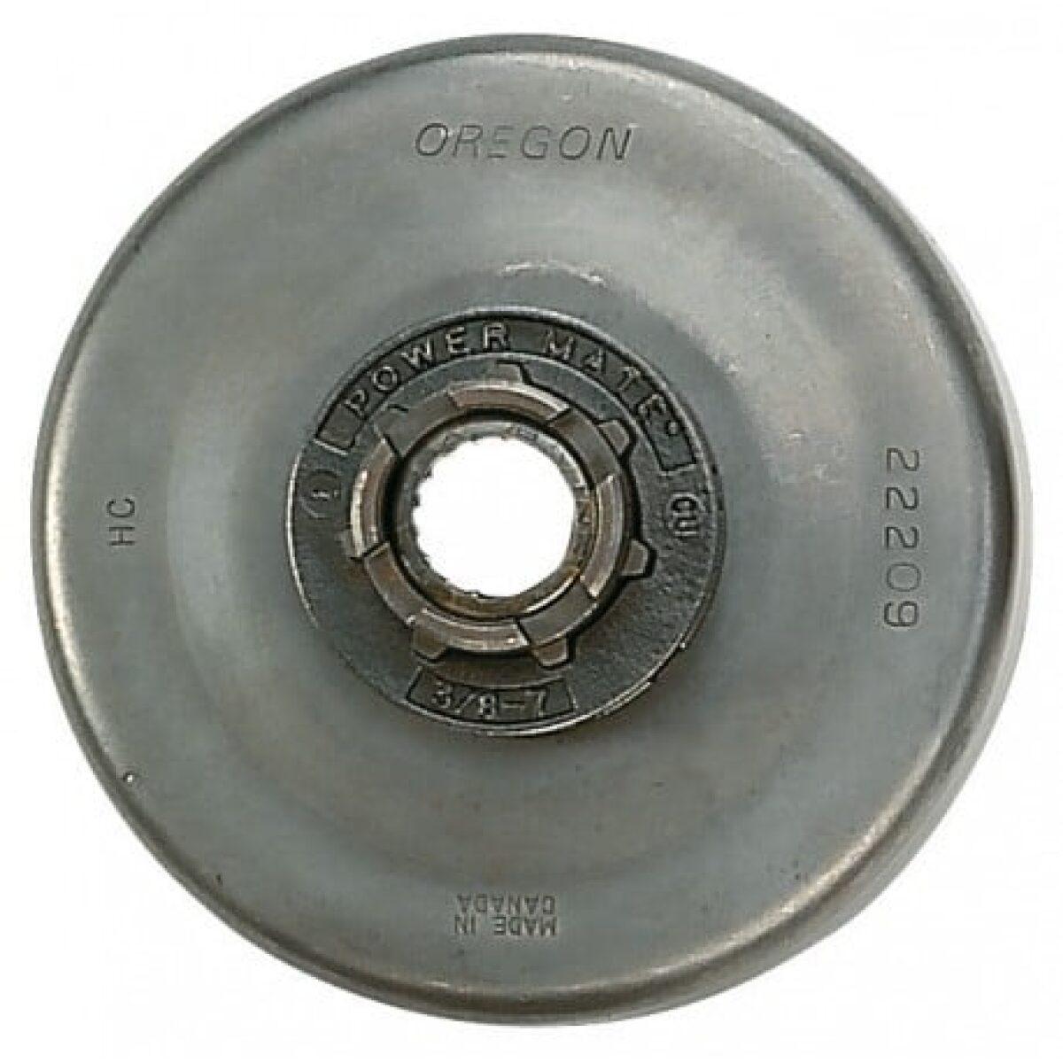 carcasa ambreiaj oregon drujba husqvarna 455 460 38x7t cu sprocket padure gradina ro 15