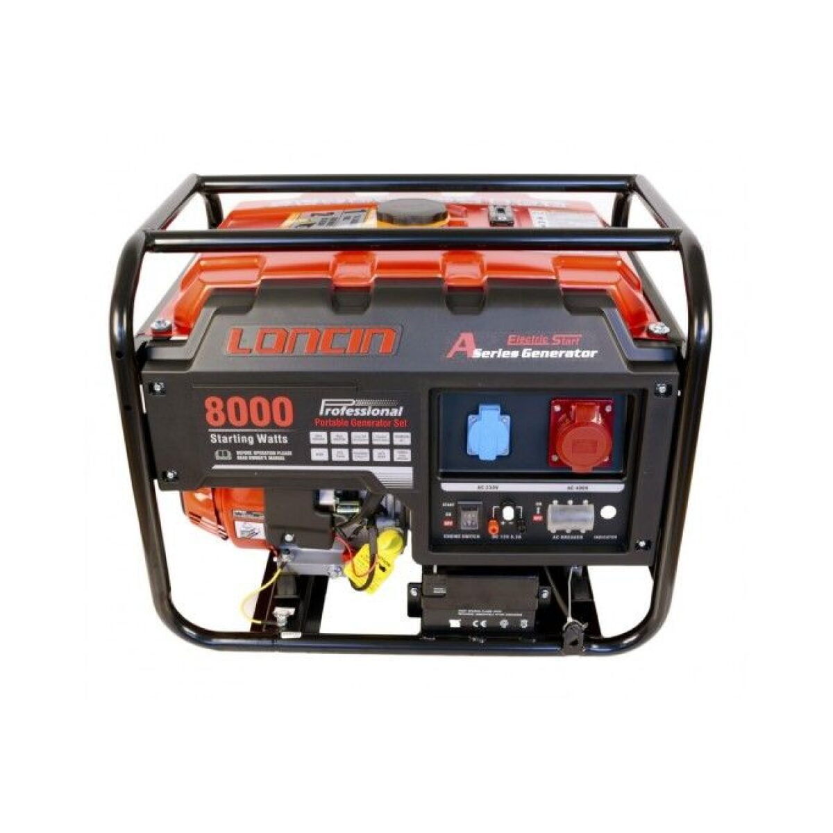 lc8000d a generator loncin 7 0 kw 380v lc8000d a o mac.ro 1