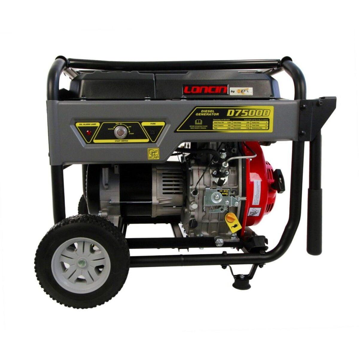 lcd7500d generator loncin 6 0kw 220v diesel o mac.ro 1