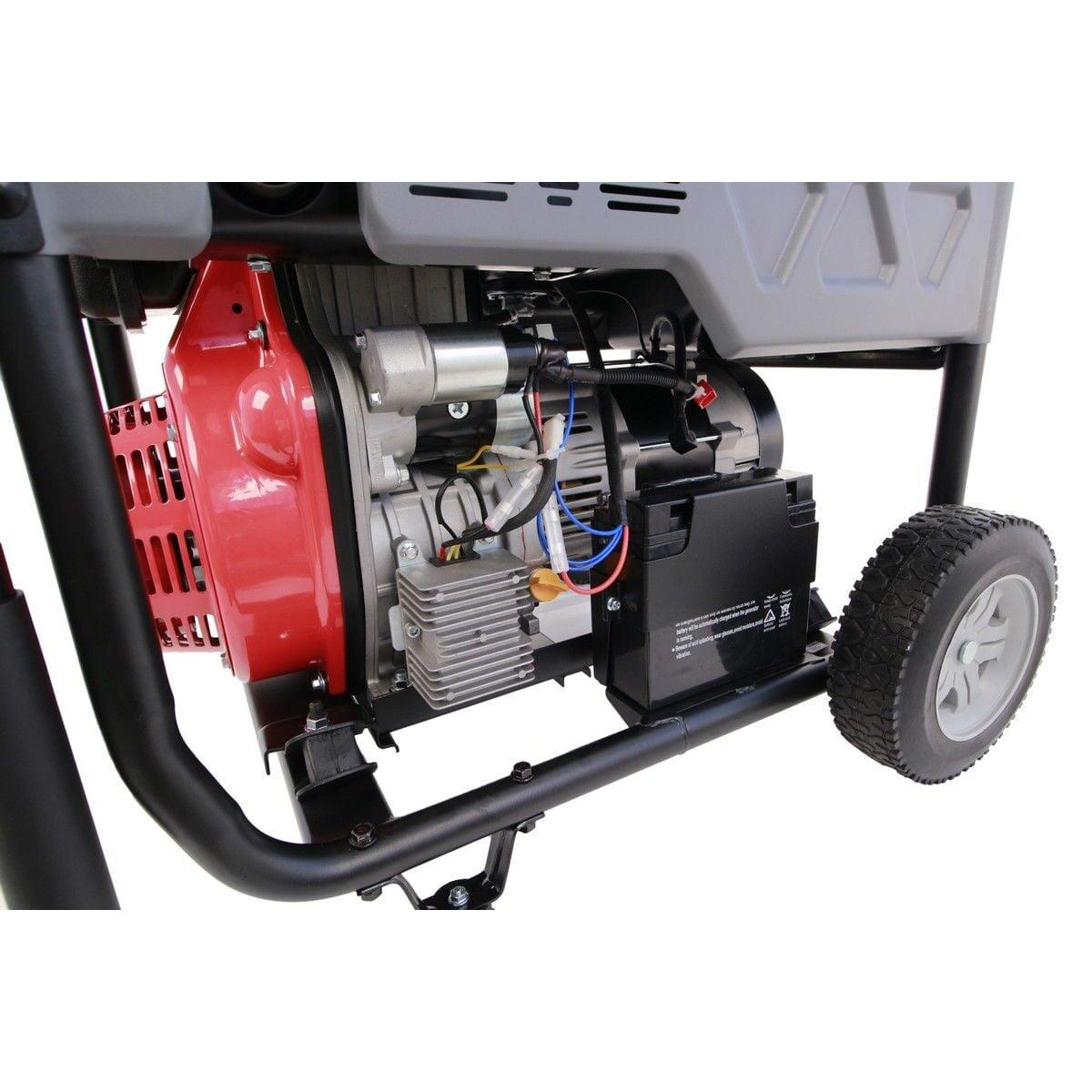 lcd7500d generator loncin 6 0kw 220v diesel o mac.ro 10