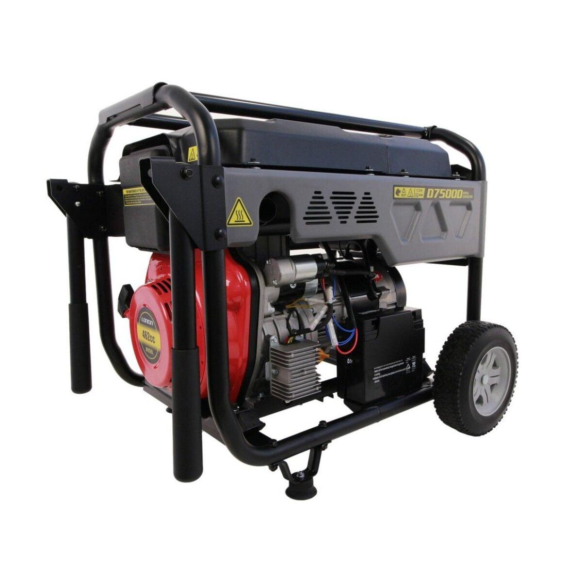 lcd7500d generator loncin 6 0kw 220v diesel o mac.ro 4