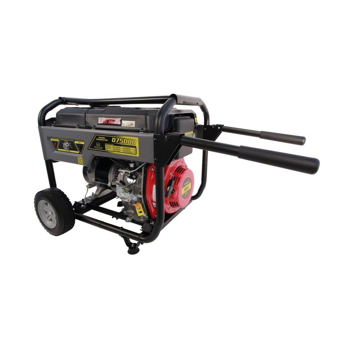 lcd7500d generator loncin 6 0kw 220v diesel o mac.ro 5