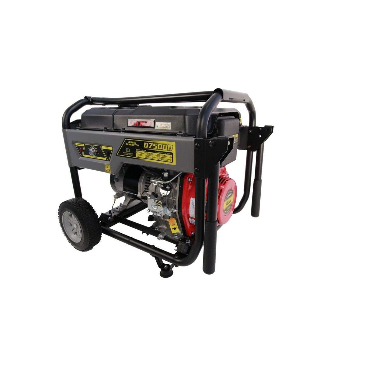 lcd7500d generator loncin 6 0kw 220v diesel o mac.ro 6