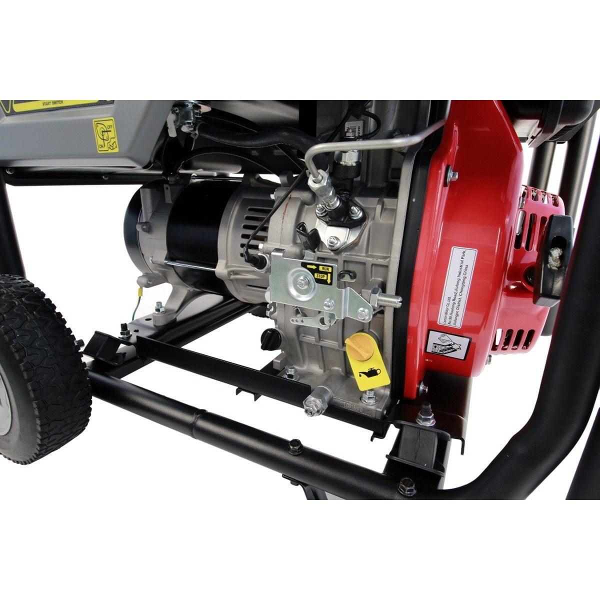 lcd7500d generator loncin 6 0kw 220v diesel o mac.ro 7