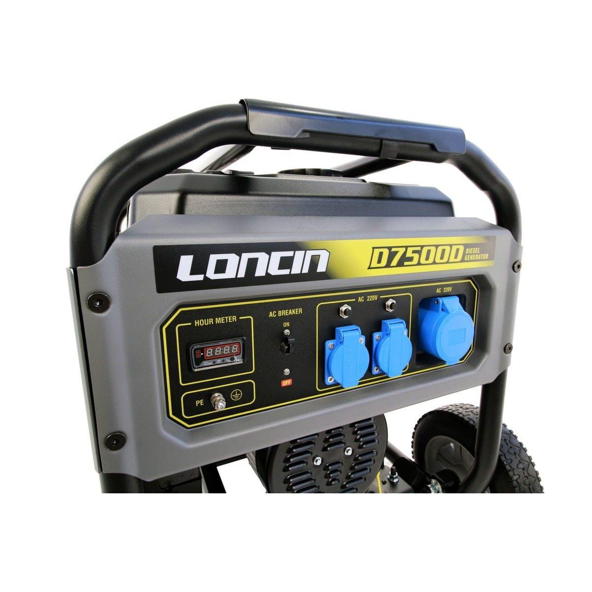 lcd7500d generator loncin 6 0kw 220v diesel o mac.ro 9